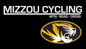 Mizzou Cycling logo