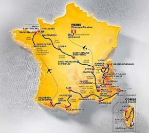 Tour de France 2013: That's Entertainment!
