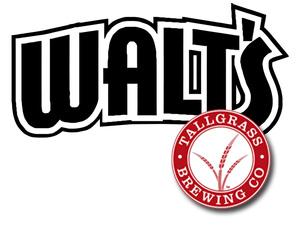 Walt'sTall Grass Brewery logo