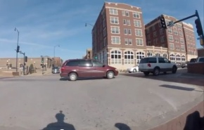 Safe Cycling Video from the Missourian and PedNet