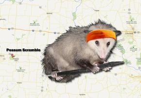 Rescheduled Possum Scramble December2