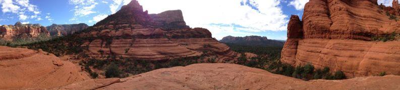Sedona panoramic