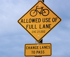The Holy Grail of Bike Laws