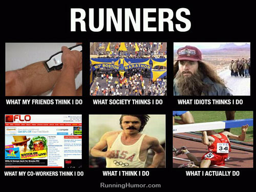 Runners from runninghumor.com