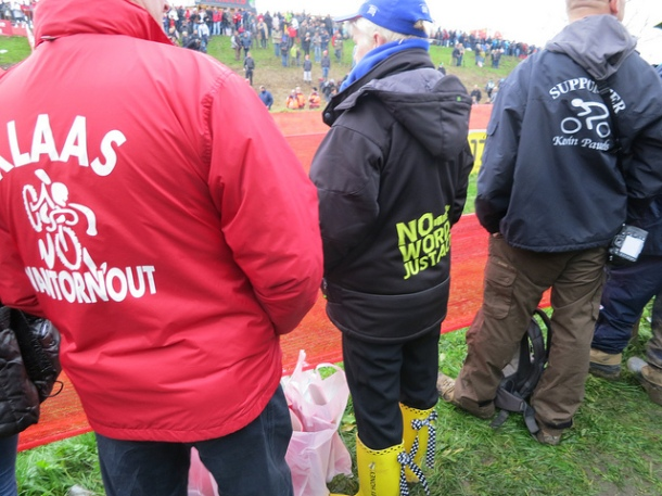 World Cyclocross Championships 2013 fans
