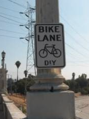 DIY Bike Lane