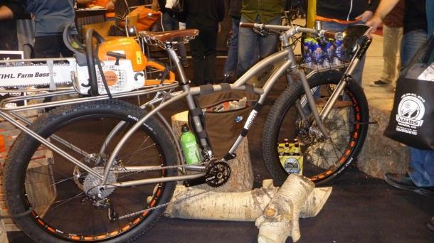 Moots IMBA bike