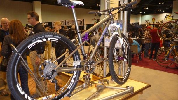 "650B Eriksen 5"" bike"