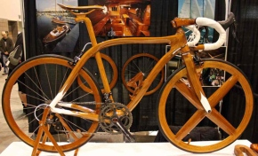 North American Handmade Bike Show (NAHBS) Report
