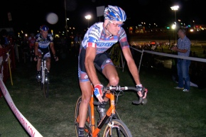 Ryan Trebon at Cyclocross Worlds